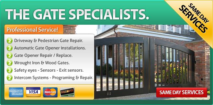 Gate Repair Baldwin Park CA